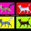 Pelages-Felins