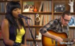 Melanie Fiona Goes Acoustic for Rolling Stone