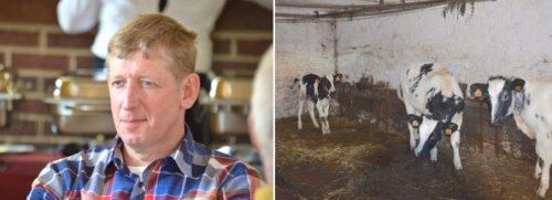 28-10-2014 - R�gion de Tinlot - 112 exploitations agricoles en moins en 3 ans � Huy-W. Le Condroz, le plus touch�. Le syndrome d'�puisement professionnel BURN-OUT �puisement chez les fermiers frappe les exploitants agricoles. Une �tude d�montre qu'ils constituent la cat�gorie sociale la plus expos�e.