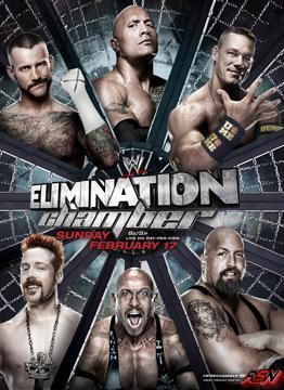 مشاهدة وتحميل عرض غرفة حجرة الاقصاء 2013 -elimination chamber