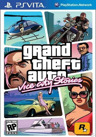 Download GTA Vice City Stories HD PSP-PSVITA VERSION PS ...