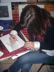 Anneso Idark Drawing
