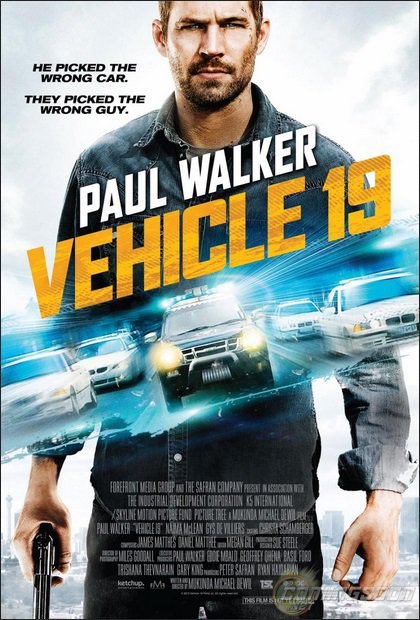 Vehicle 19 ( Run Out )  -r.i.p Paul-