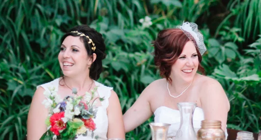 Lesbian Special Ginger and Emily Wedding Day | One More Lesbian | Film, Television and Video On Demand
