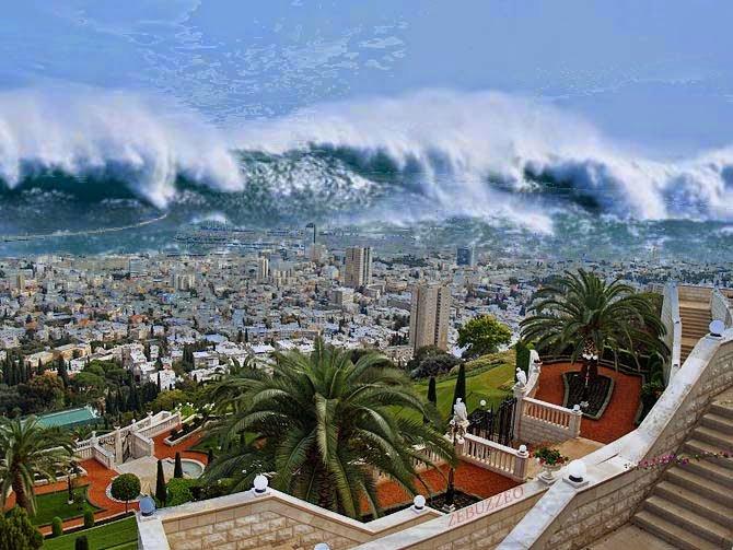 AUJOURD'HUI, L'APOCALYPSE ! Com�tes Ast�roides Et Mega Tsunamis Exterminateurs