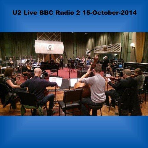 U2//BBC 2//15 OCTOBRE 2015
