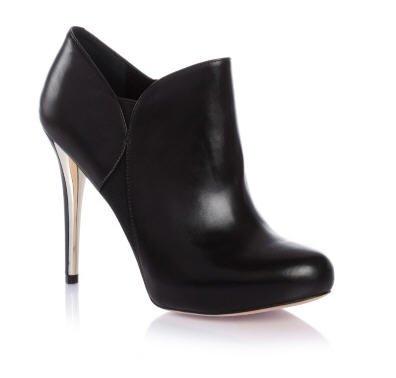 soldes marciano mavis leather ankle boot soldes bottines guess tendance mode femme. Black Bedroom Furniture Sets. Home Design Ideas