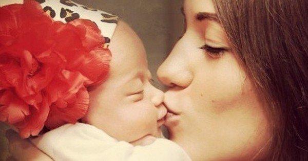 10 choses que votre maman ne vous a jamais avoué... Vraiment magnifique !