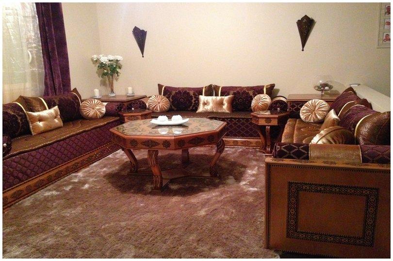 Merveilles d 39 orient salon marocain 100 oriental for Les modeles des salons marocains