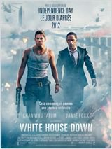 White house down  (HD) streaming