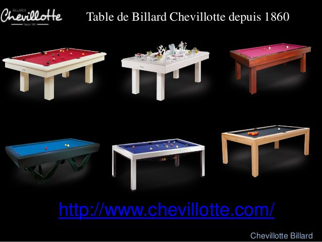 Tablebilliard 39 s blog table de billiard accessoire billard francais et - Art de table pas cher ...