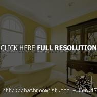 Yellow Bathroom Ideas