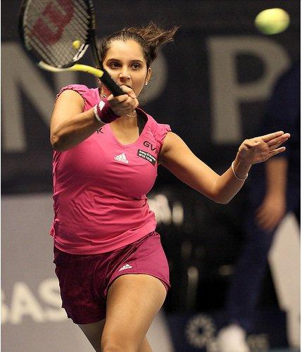 Lawn Tennis Player Sania