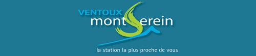 Le Mont Serein station de ski du Mont Ventoux - Vaucluse - Alpes du Sud - Webcam en direct