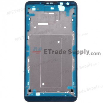 Huawei Ascend Mate2 4G Front Housing - Black
