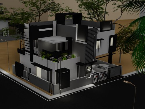 Designing services architecture design bangalore for Indian bungalow plans