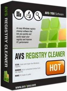 Free Download AVS Registry Cleaner