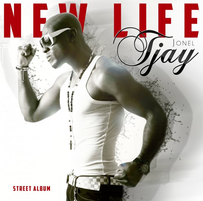 Jonel Tjay - New Life : Album en vente sur UpMyStore !