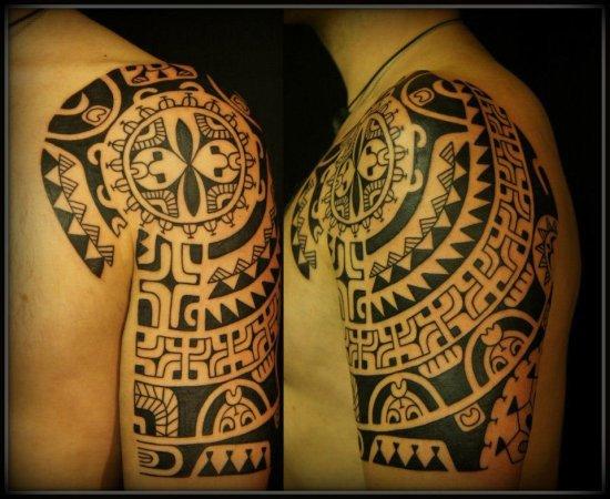 bras tatouage maori polynesian samoa hawaii tattoo. Black Bedroom Furniture Sets. Home Design Ideas