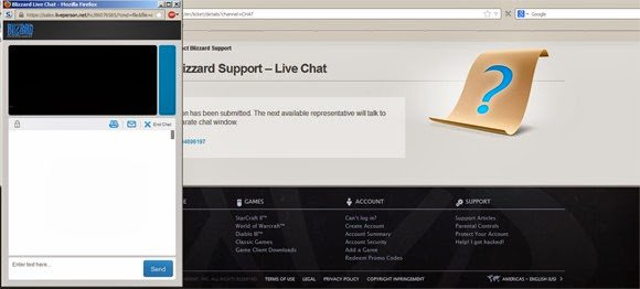 Blizzard Store Support Number – www.sea.blizzard.com Entertainment