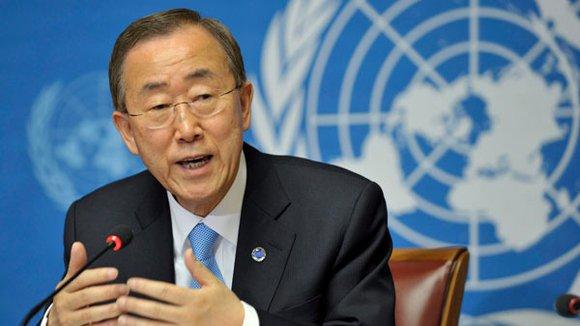 Monsieur le Secrétaire général des Nations Unies: Contre la traite des personnes handicapées