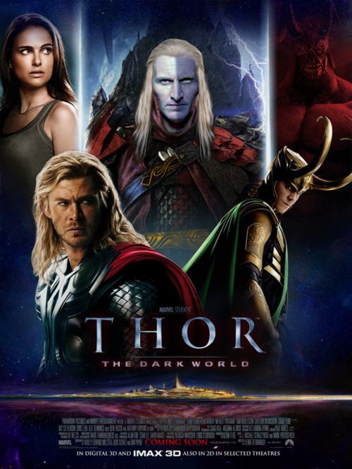 Thor 2 Karanlık D�nya