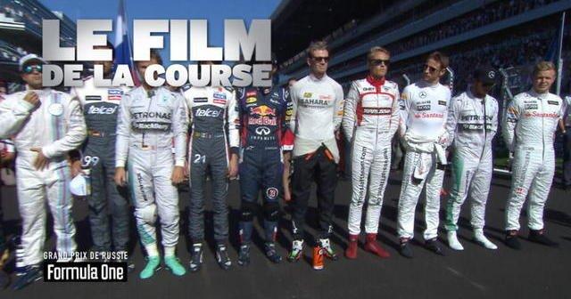 Grand Prix de Russie - Le film de la course