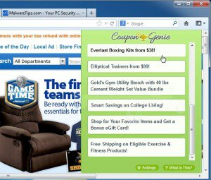 Coupon Genie Removal – How To Remove Coupon Genie Easily From Your PC � MyGoodPC.com