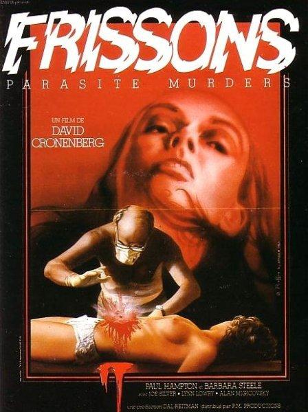 Frissons - cinéma étrange et bizarre, de Ygor Parizel