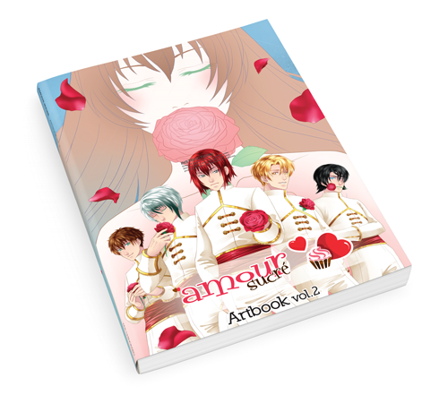 Artbook vol 2