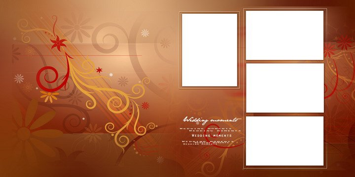 Indian Wedding Album Templates Free Download Wedding Psd Free Download